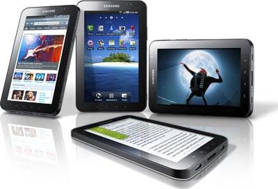 Samsung Galexy Tab