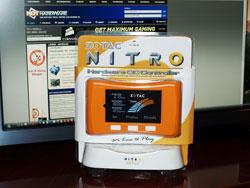Zotac Nitro Hardware OC Controller