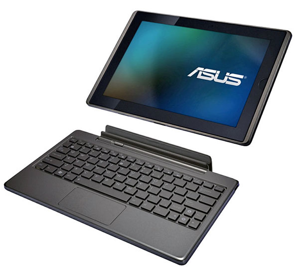 Eee Pad Transformer, the Asus Tablet that Turns a Netbook