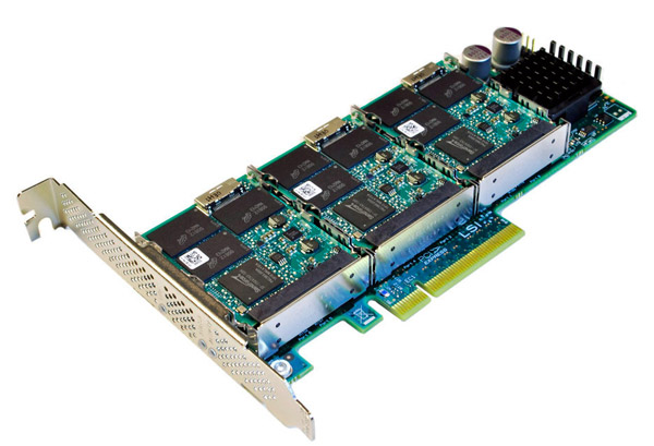 lsi warpdrive gb pci express ssd review hothardware