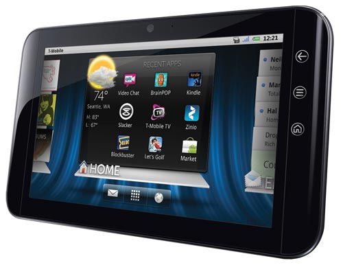 Dell streak 7 android tablet review