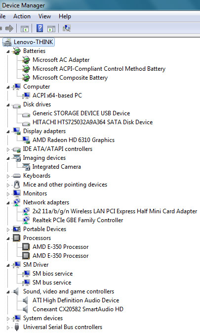 Lenovo ThinkPad X120e Review: AMD Fusion Infused | HotHardware