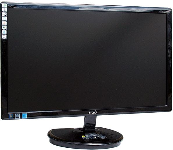 aoc aire black e2243fwk led monitor review page 2 hothardware rh hothardware com aoc e2243fwk manual aoc e2243fw manual