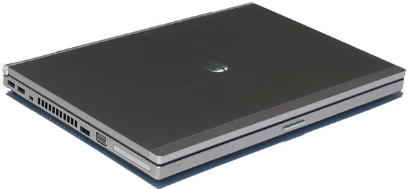 Hewlett Packard EliteBook 8560p Notebook Review - Page 2 | HotHardware