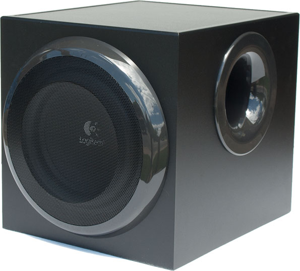 Logitech Z906 Speaker System Review Page 2 Hothardware