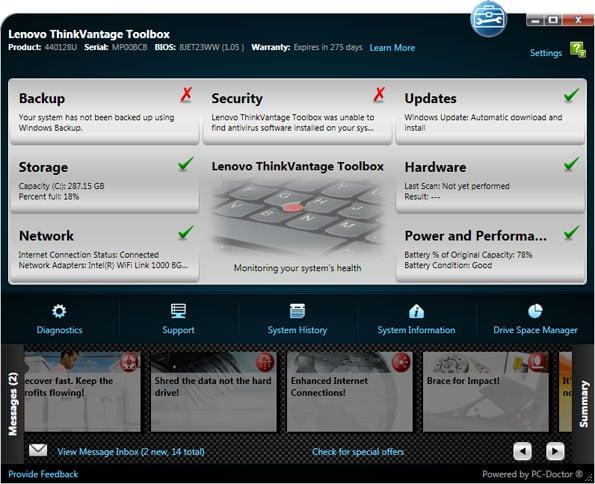 Lenovo ThinkPad Edge E420s Laptop Review - Page 3 | HotHardware