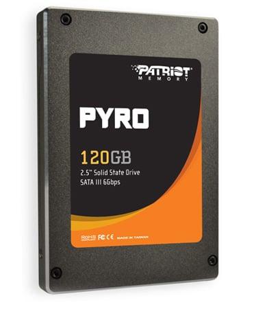 PATRIOT PYRO 60GB SATA III 2.5 SSD DRIVERS (2019)