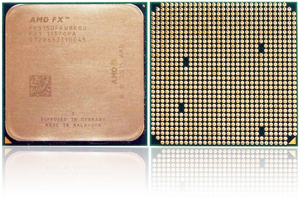 AMD FX-8150 8-Core CPU Reviewed, Benchmarked: Bulldozer Is Here but Disappoints