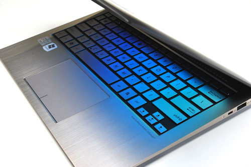Asus Zenbook UX21 Ultrabook, The New Thin | HotHardware