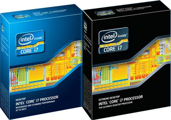 Intel Core I7 3960X Extreme Edition Sandy Bridge E CPU