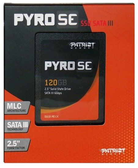 Drivers: Patriot Pyro SE 240GB SATA III 2.5 SSD