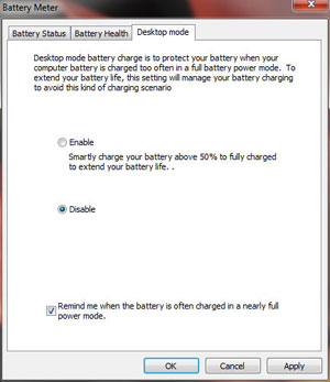 how to open lenovo power manager