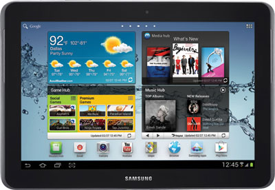 Samsung Galaxy Tab 2 10-inch and 7-inch - Our Hands-on