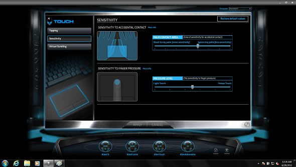 Alienware M17x R4 (2012), Ivy Bridge and Kepler Refresh