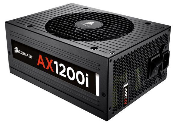 Corsair AX1200i Digital ATX Power Supply Preview | HotHardware
