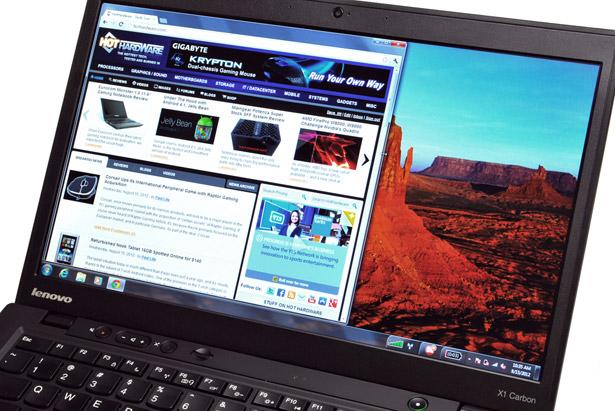 Lenovo X1 Carbon LCD