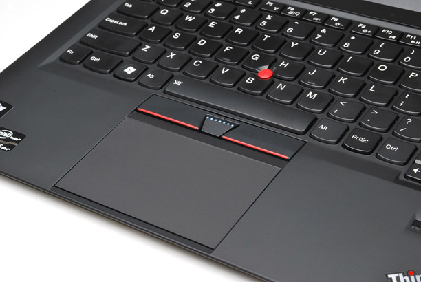 ThinkPad X1 Carbon TrackPad