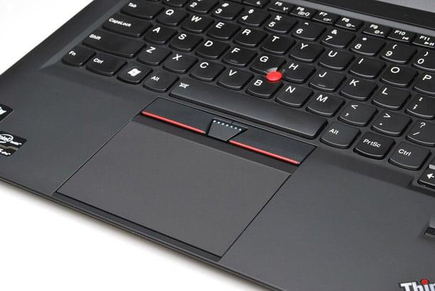ThinkPad X1 Carbon TrackPad