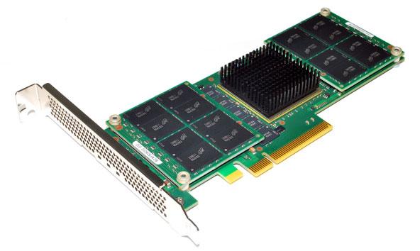 Micron P320h HHHL PCIe SSD
