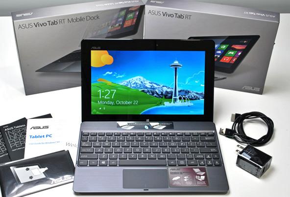 Asus Vivo Tab RT Review: Windows RT Takes Flight | HotHardware