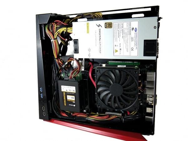 Power up 500 Watt System's 500 Watt Power