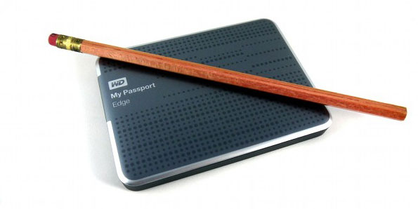 WD My Passport Edge External Hard Drive Review - Page 2 | HotHardware