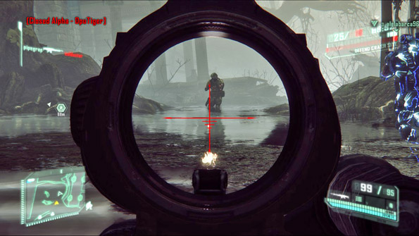 Crysis 3 Multiplayer Preview Shines, Even In Alpha | HotHardware