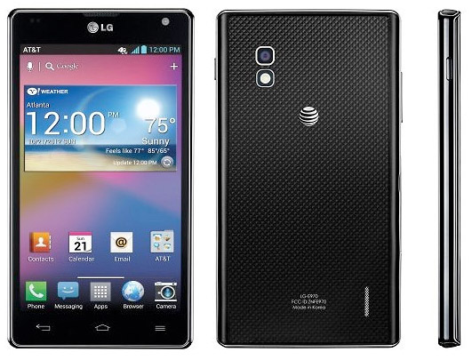 LG Optimus G Android Smartphone Review