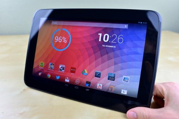 google tablet nexus 10 1