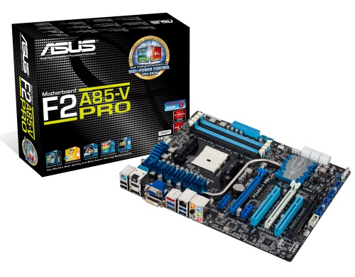 AMD A85X Mobo Roundup: ASRock, Gigabyte, Asus - Page 11