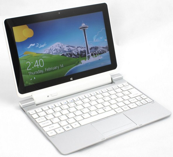 acer iconia tab w510 windows 8 hybrid tablet hothardware. Black Bedroom Furniture Sets. Home Design Ideas