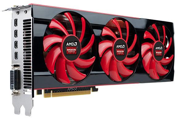 AMD Radeon HD 7900 Display Windows