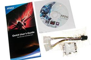 Accessories for MSI Radeon HD 7790