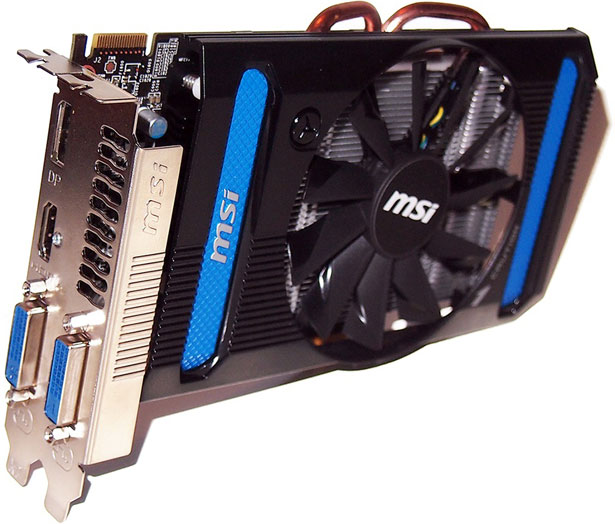 MSI Radeon HD 7790