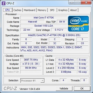 Intel Core i7-4770K Review: Haswell Has Landed - Page 10 | HotHardware