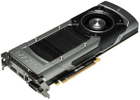 The GeForce GTX 770
