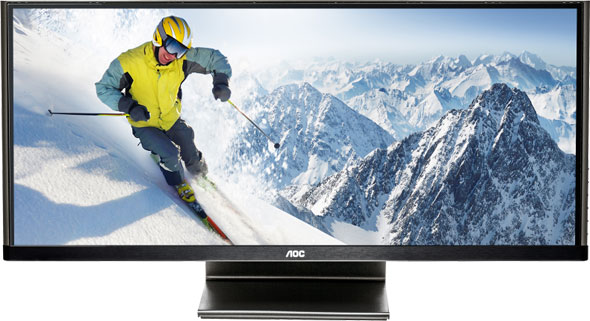 AOC Q2963PM - a 29-inch display