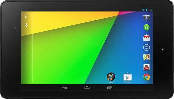 Nexus 7 Stock