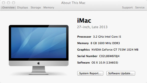 Apple 27 Inch Imac Late 2013 Review Haswell Inside
