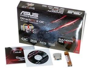 ASUS Radeon R9 270 Direct CU II Review | HotHardware
