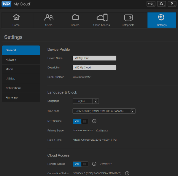 WD My Cloud Personal Cloud Server Review - Technology Portal