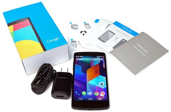Google Nexus 5 Package Bundle