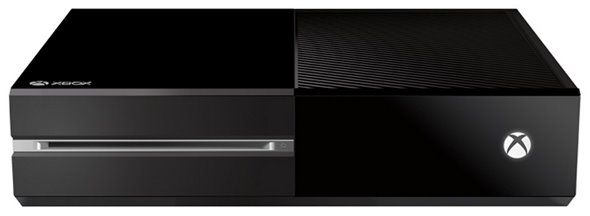 Xbox One, From The Front