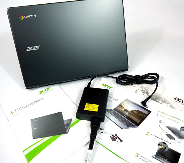 Acer C720 Chromebook Review | HotHardware