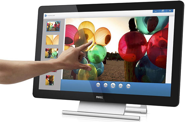 Dell P2714T Touch Monitor