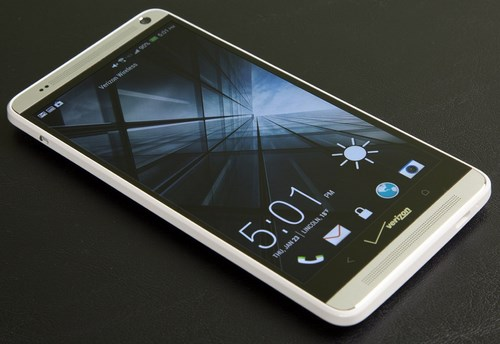 HTC One Max 6-Inch Android Smartphone Review
