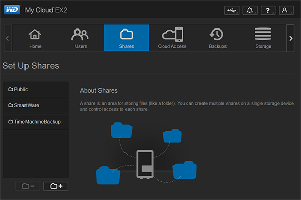 WD My Cloud EX2 Personal Cloud Server Review - Page 2