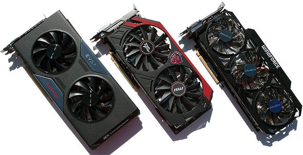 GeForce GTX 780 Ti Graphics Cards