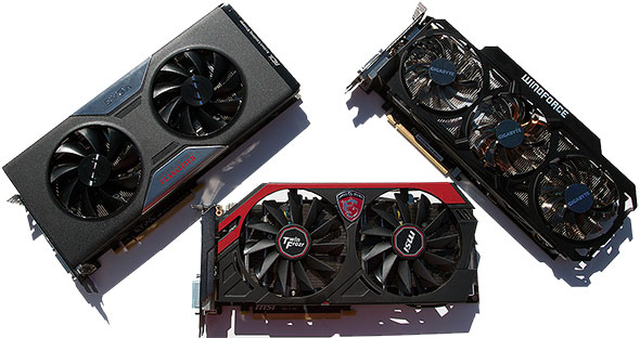 GeForce 780 Ti Graphics Cards