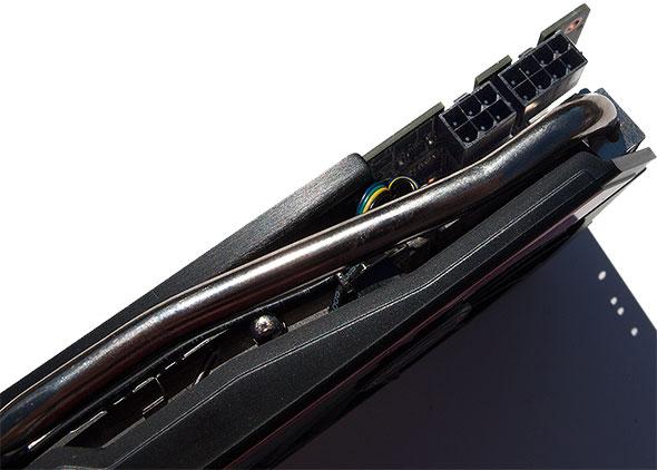 MSI GeForce GTX 780 Ti Power Connectors